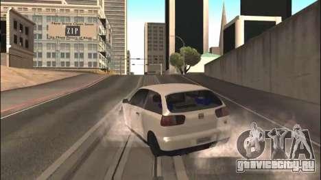 Seat Ibiza Cupra R 1.8 20V 2002 для GTA San Andreas вид справа