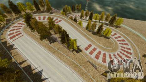 Локация Okutama FZC для GTA 4 седьмой скриншот