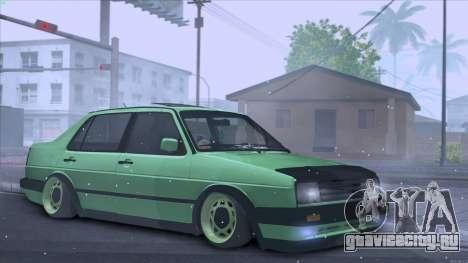 VW Jetta MK2 для GTA San Andreas