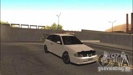 Seat Ibiza Cupra R 1.8 20V 2002 для GTA San Andreas