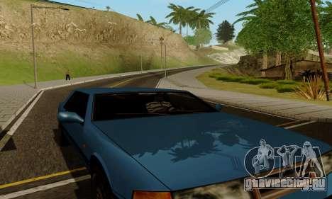 ENBSeries for low PC для GTA San Andreas девятый скриншот