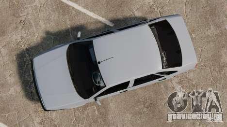 Fiat Tempra SX.A v2.0 для GTA 4 вид справа