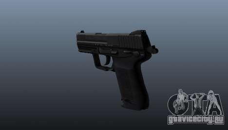 Пистолет HK45C v1 для GTA 4 второй скриншот