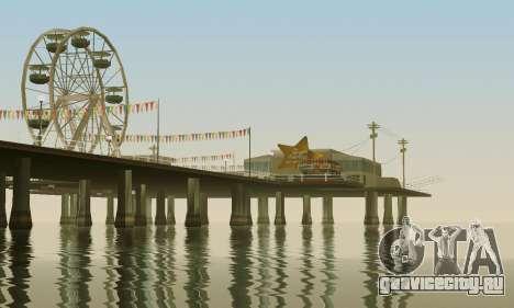 ENBSeries for low PC для GTA San Andreas второй скриншот