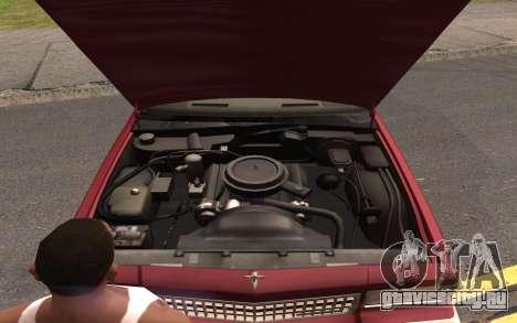 Chevrolet Caprice 1987 для GTA San Andreas колёса