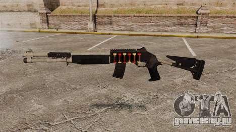 Дробовик M1014 v2 для GTA 4 третий скриншот
