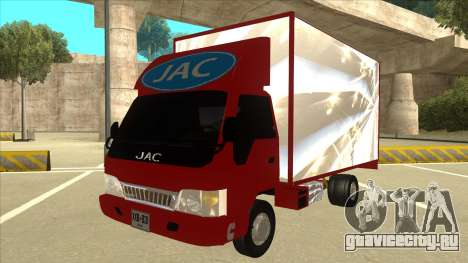 JAC 1040 для GTA San Andreas