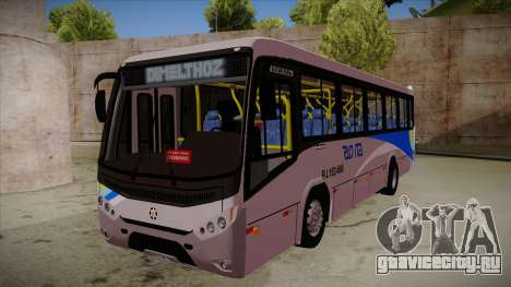 Marcopolo Senior Midi MB OF 1418 Rio Ita для GTA San Andreas