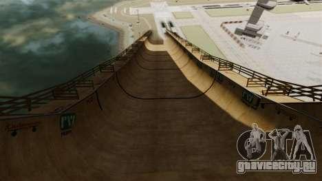 Рамповый трек для GTA 4 четвёртый скриншот