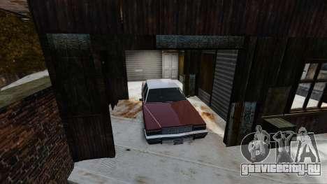 RP дом для GTA 4 восьмой скриншот