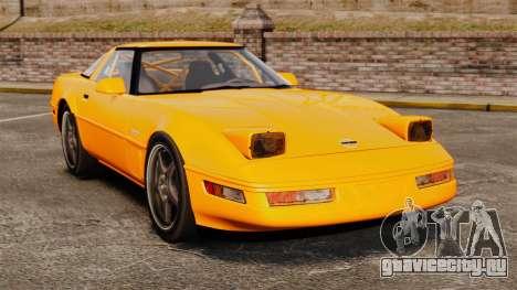 Chevrolet Corvette C4 1996 v1 для GTA 4
