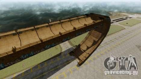 Рамповый трек для GTA 4 третий скриншот