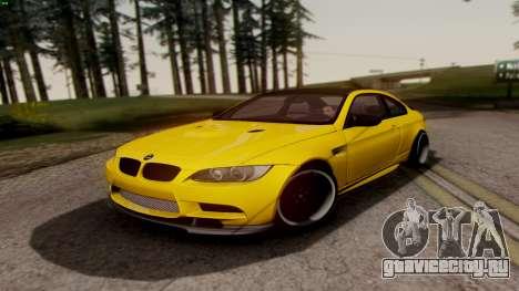 BMW M3 E92 Hamann для GTA San Andreas