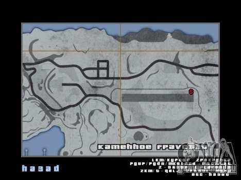 Карта в стиле GTA 5 для GTA San Andreas шестой скриншот