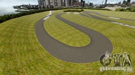 Локация Roskilde Ring для GTA 4 четвёртый скриншот