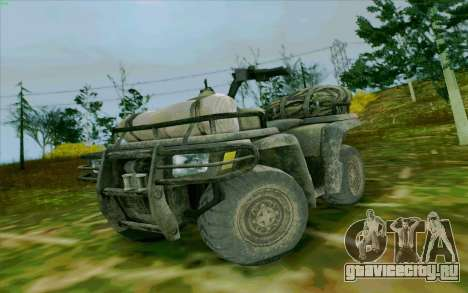 ATV из Medal of Honor для GTA San Andreas