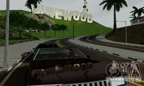ENBSeries for low PC для GTA San Andreas шестой скриншот