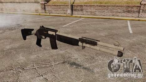 Дробовик M1014 v2 для GTA 4