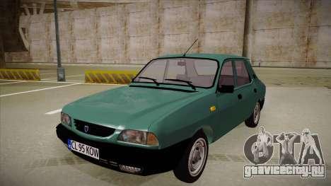Dacia 1310 Berlina 2001 для GTA San Andreas