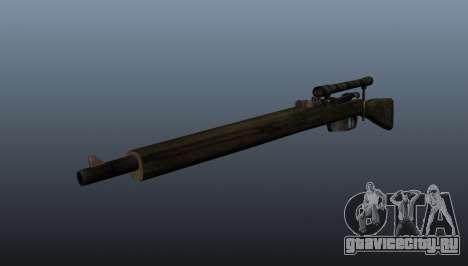 Снайперская винтовка Carcano для GTA 4