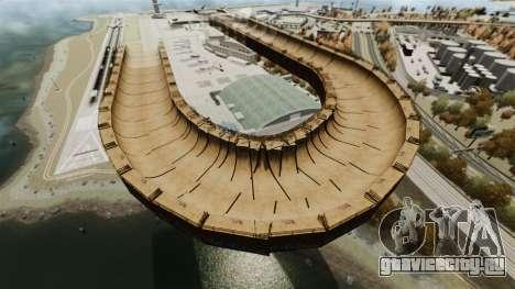 Рамповый трек для GTA 4 второй скриншот