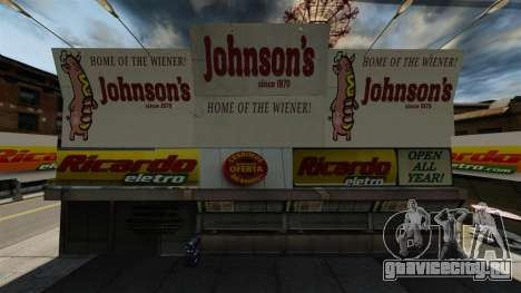 Бразильские магазины для GTA 4