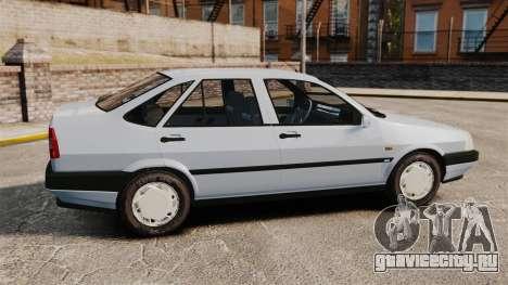 Fiat Tempra SX.A v2.0 для GTA 4 вид слева