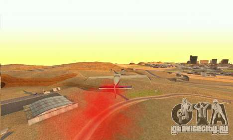 Stunt GTA V для GTA San Andreas вид сбоку