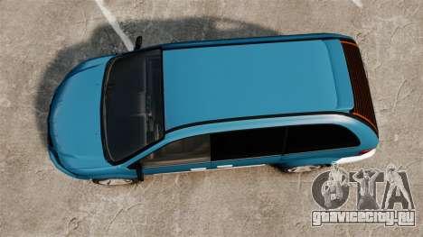 Dodge Grand Caravan 2005 для GTA 4 вид справа