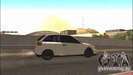 Seat Ibiza Cupra R 1.8 20V 2002 для GTA San Andreas вид слева