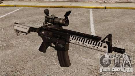 Автоматический карабин М4 VLTOR v6 для GTA 4
