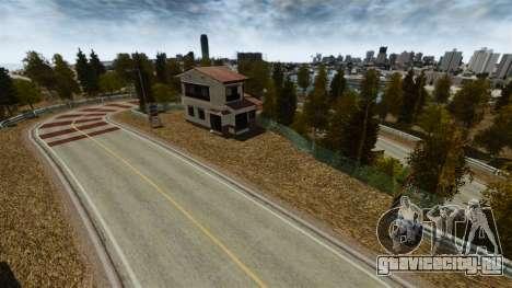 Локация Okutama FZC для GTA 4 шестой скриншот
