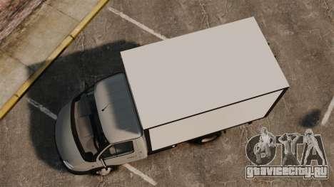 ГАЗ-3302 Бизнес для GTA 4 вид справа