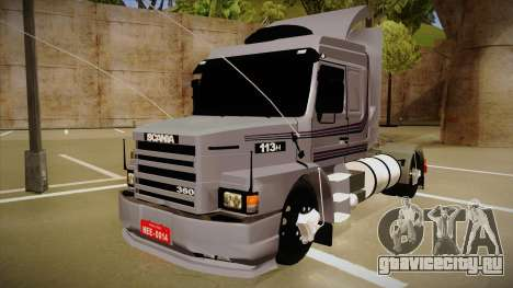 Scania 113H Top Line Neee Edit для GTA San Andreas