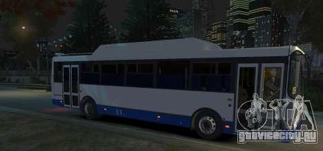 ЛиАЗ 5256.57-01 2013 для GTA 4 вид слева