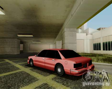Тонированный Premier для GTA San Andreas вид слева