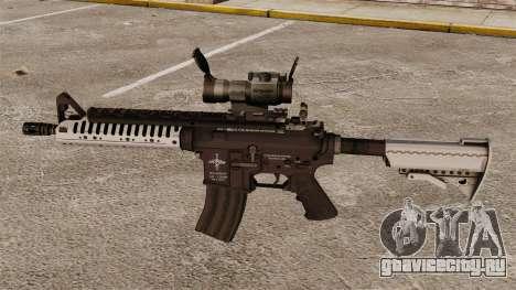 Автоматический карабин М4 VLTOR v6 для GTA 4 третий скриншот