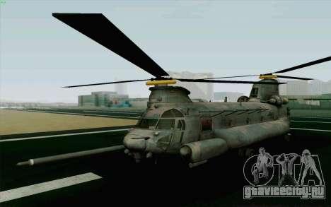 MH-47 для GTA San Andreas