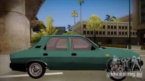 Dacia 1310 Berlina 2001 для GTA San Andreas вид сзади слева