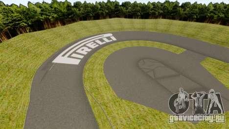 Локация Roskilde Ring для GTA 4 шестой скриншот