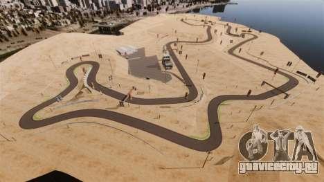 Локация DesertDrift ProStreetStyle для GTA 4