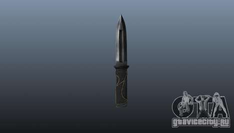 Нож  Source для GTA 4
