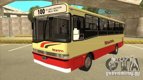 Mercedes-Benz OHL-1320 Linea 100 для GTA San Andreas