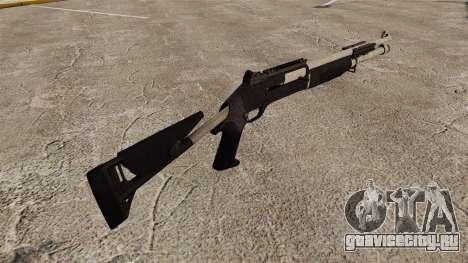 Дробовик M1014 v1 для GTA 4 второй скриншот