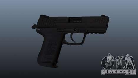 Пистолет HK45C v1 для GTA 4 третий скриншот