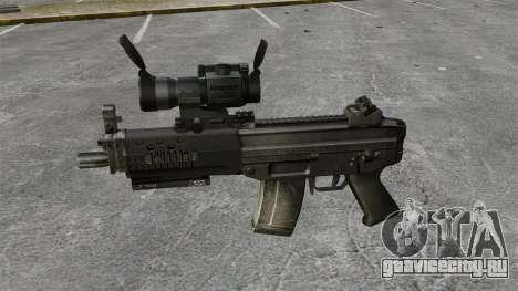 Автомат Themis v2 для GTA 4 третий скриншот