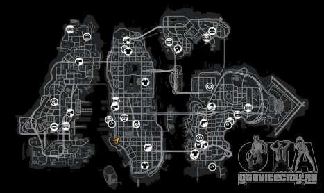 АЗС Pertamina для GTA 4 шестой скриншот