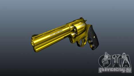 Револьвер Colt Anaconda v2 для GTA 4
