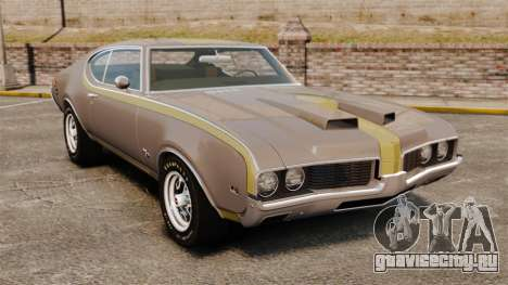 Oldsmobile Cutlass Hurst 442 1969 v1 для GTA 4