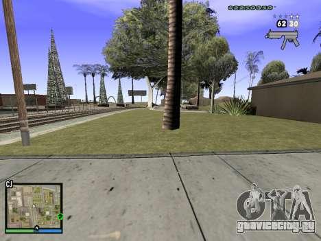 MFGTAVH V.2.0F для GTA San Andreas